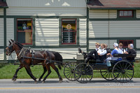 Amish Young People
